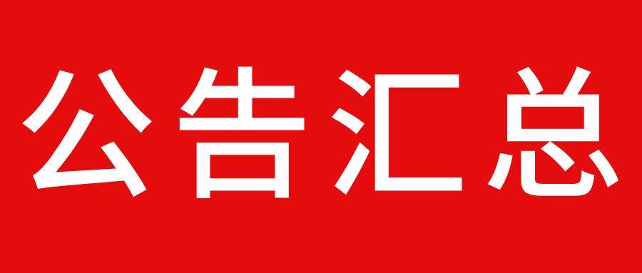 2020年滨州事业单位公开招聘取消招聘计划公告汇总